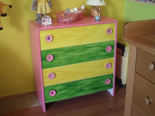 Fresques enfants stldeco for Meuble chambre d enfant